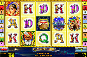 riches of india android